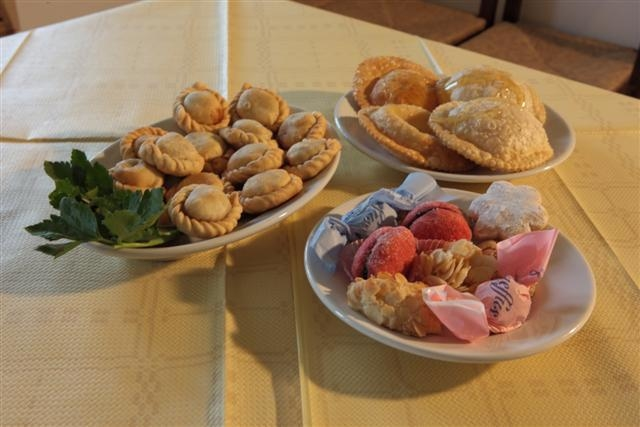 I piatti - dolci