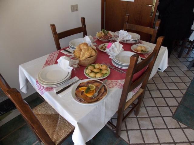 Sa Ruda: pranzo 3