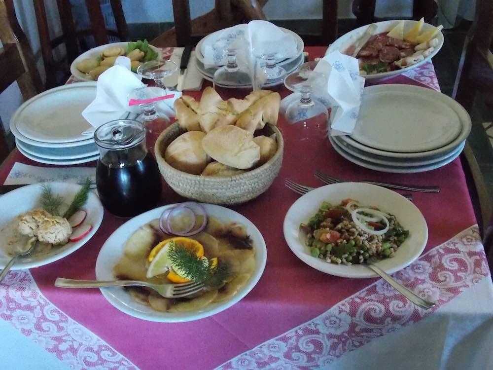 Sa Ruda: pranzo 4